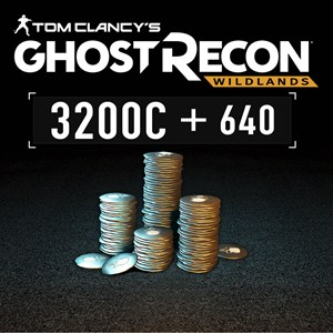 Tom Clancy's Ghost Recon® Wildlands Medium Pack 3840 Credits Xbox One