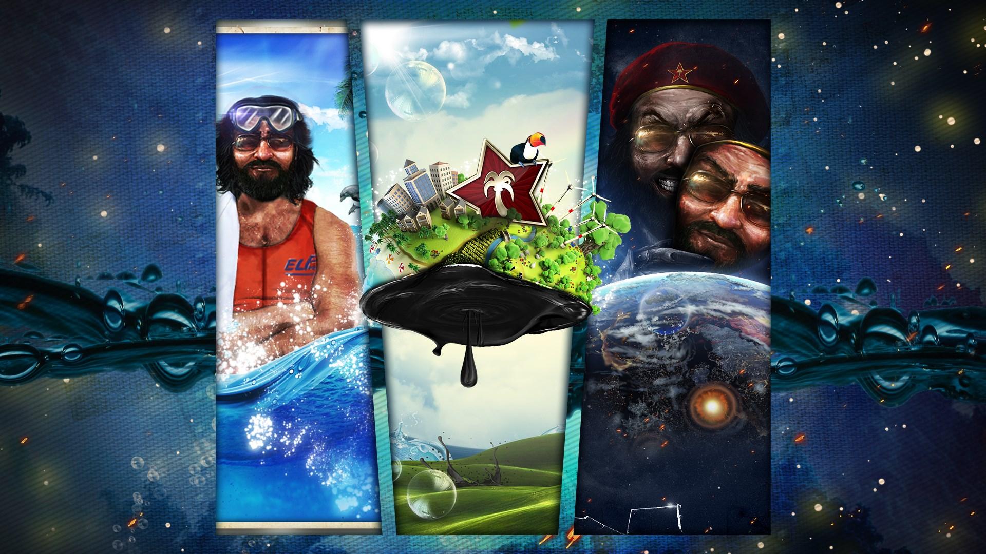 Tropico 5 - Paradise Lost