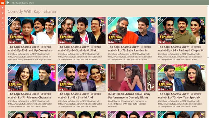 Get The Kapil Sharma Show  - Microsoft Store en-GB