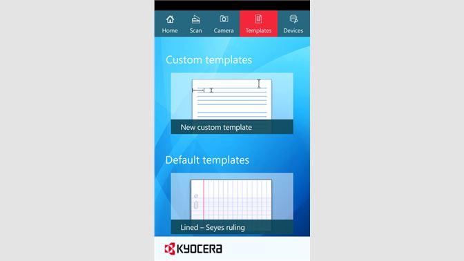Get KYOCERA Print Center - Microsoft Store