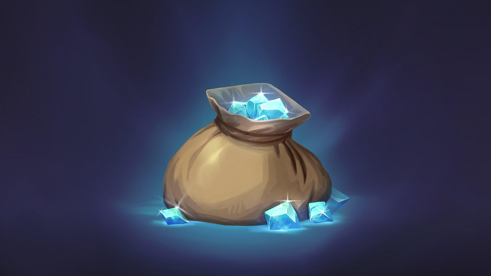800 Paladins Crystals