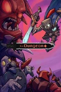 Carátula para el juego Bit Dungeon Plus de Xbox 360