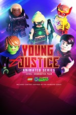 Buy LEGO® DC Super-Villains Young Justice Level Pack - Microsoft Store en-IN
