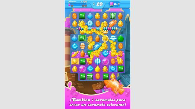 Comprar Candy Crush Soda Saga Microsoft Store Es Es