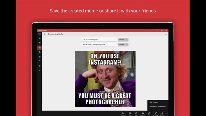 Developer Submission Meme Generator A New Universal