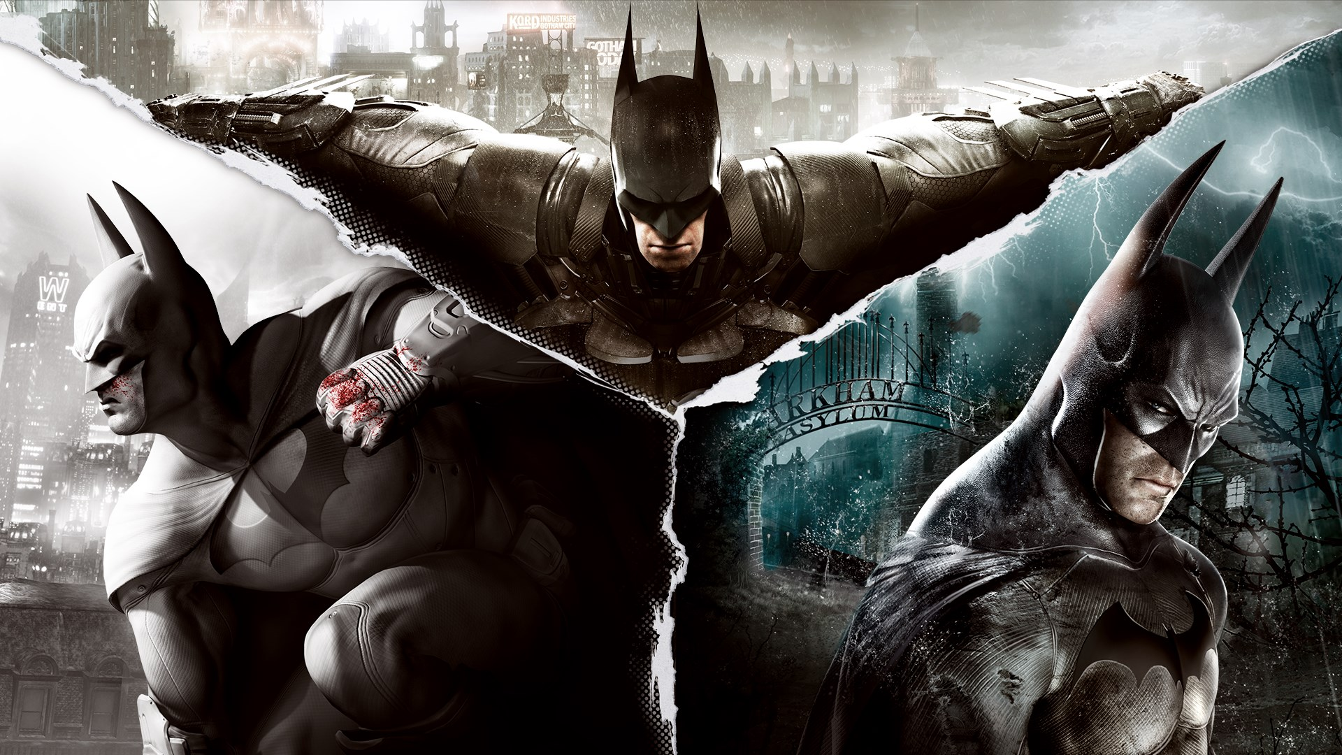 Buy Batman Arkham Collection Microsoft Store