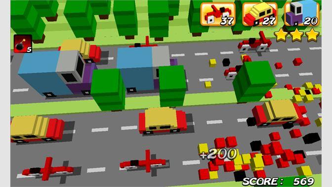 get crashy road microsoft store