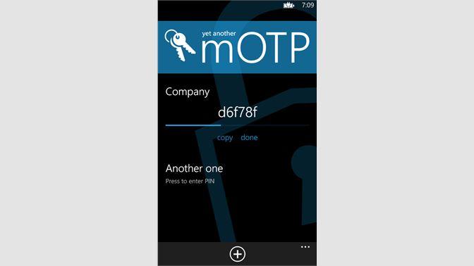 Get Yamotp - Microsoft Store