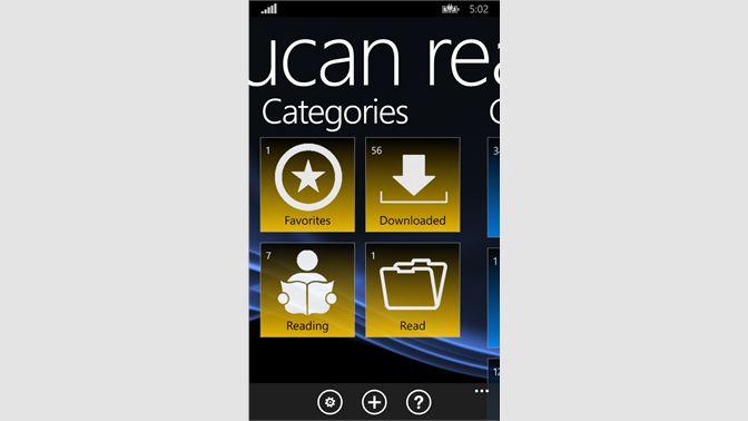 get tucan reader microsoft store