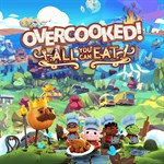 Overcooked! All You Can Eat Logo