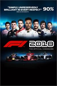 F1® 2018 HEADLINE EDITION