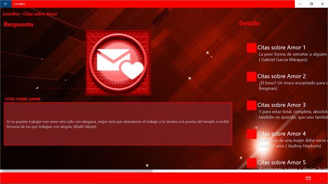 Obtener Lovebot Microsoft Store Es Ec