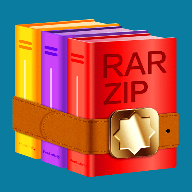 how to change rar into zip
