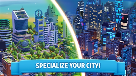 City Mania: Town Building Game screenshot 4