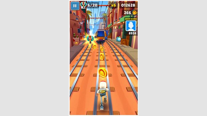 Get Subway Surfers - Microsoft Store