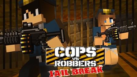 minecraft break out of jail