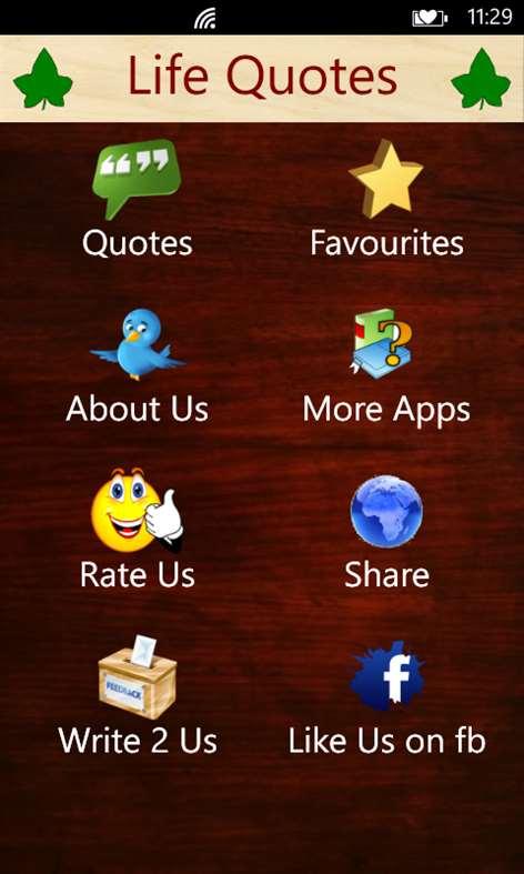 Life Quotes Screenshots 1