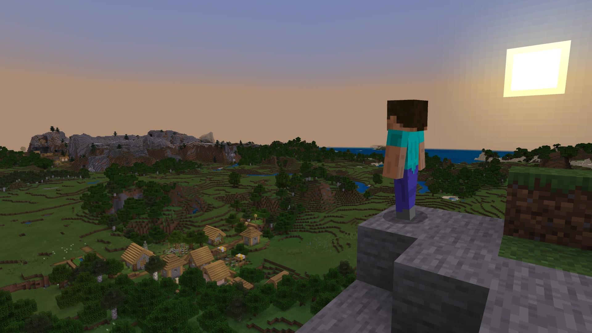 Коллекция новичка Minecraft Windows 10