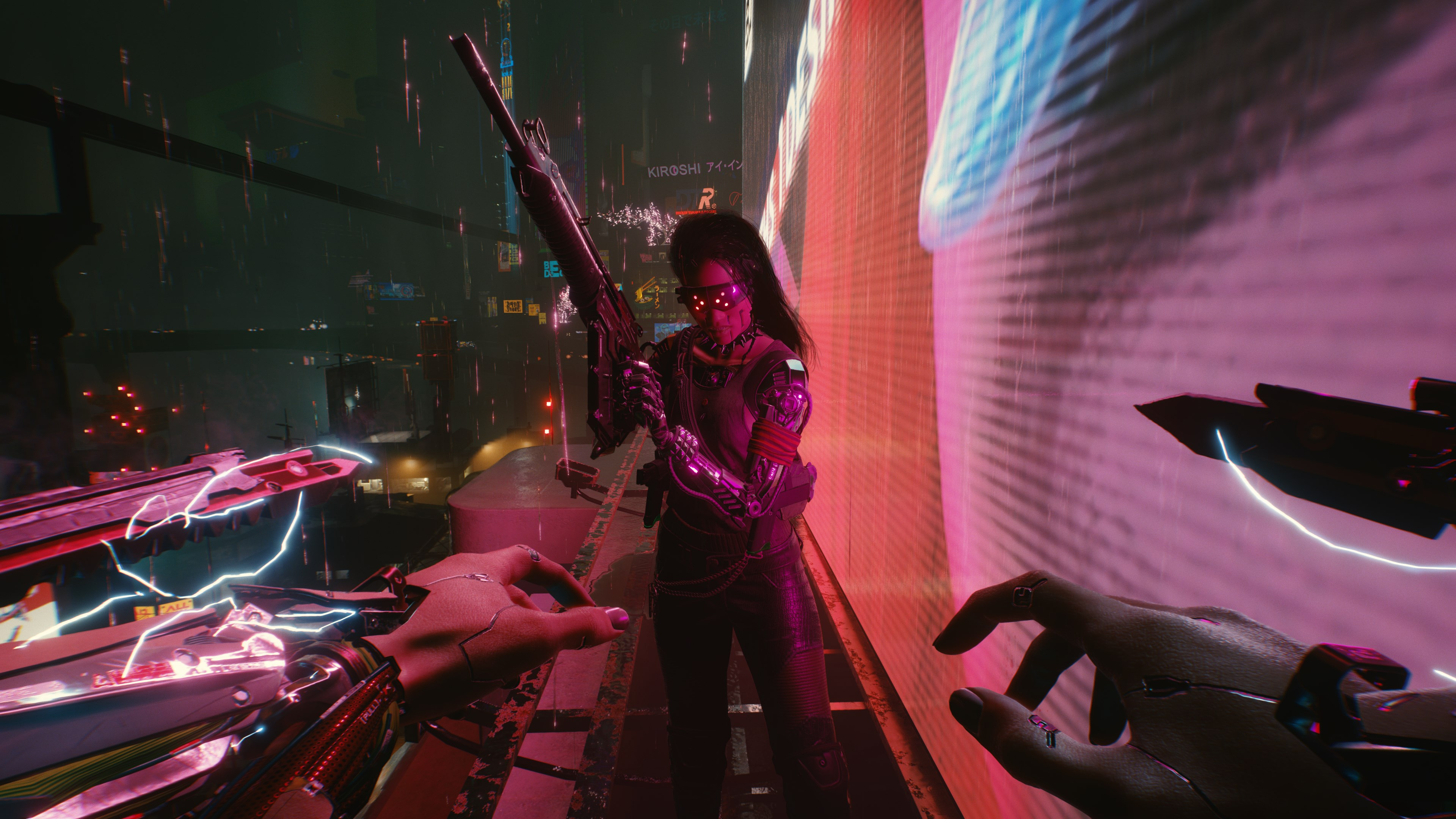 Скриншот №20 к Cyberpunk 2077