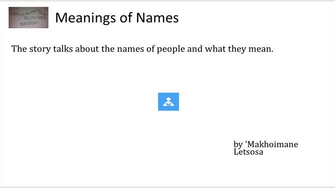 Get Meanings of Names - Microsoft Store