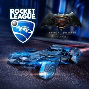 Rocket League® - Batman v Superman: Dawn of Justice Car Pack Xbox One