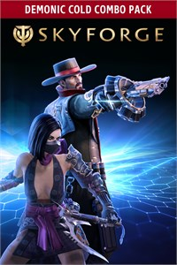 Carátula del juego Skyforge: Demonic Cold Combo Bundle