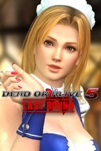 Carátula del juego DEAD OR ALIVE 5 Last Round Tina Maid Costume