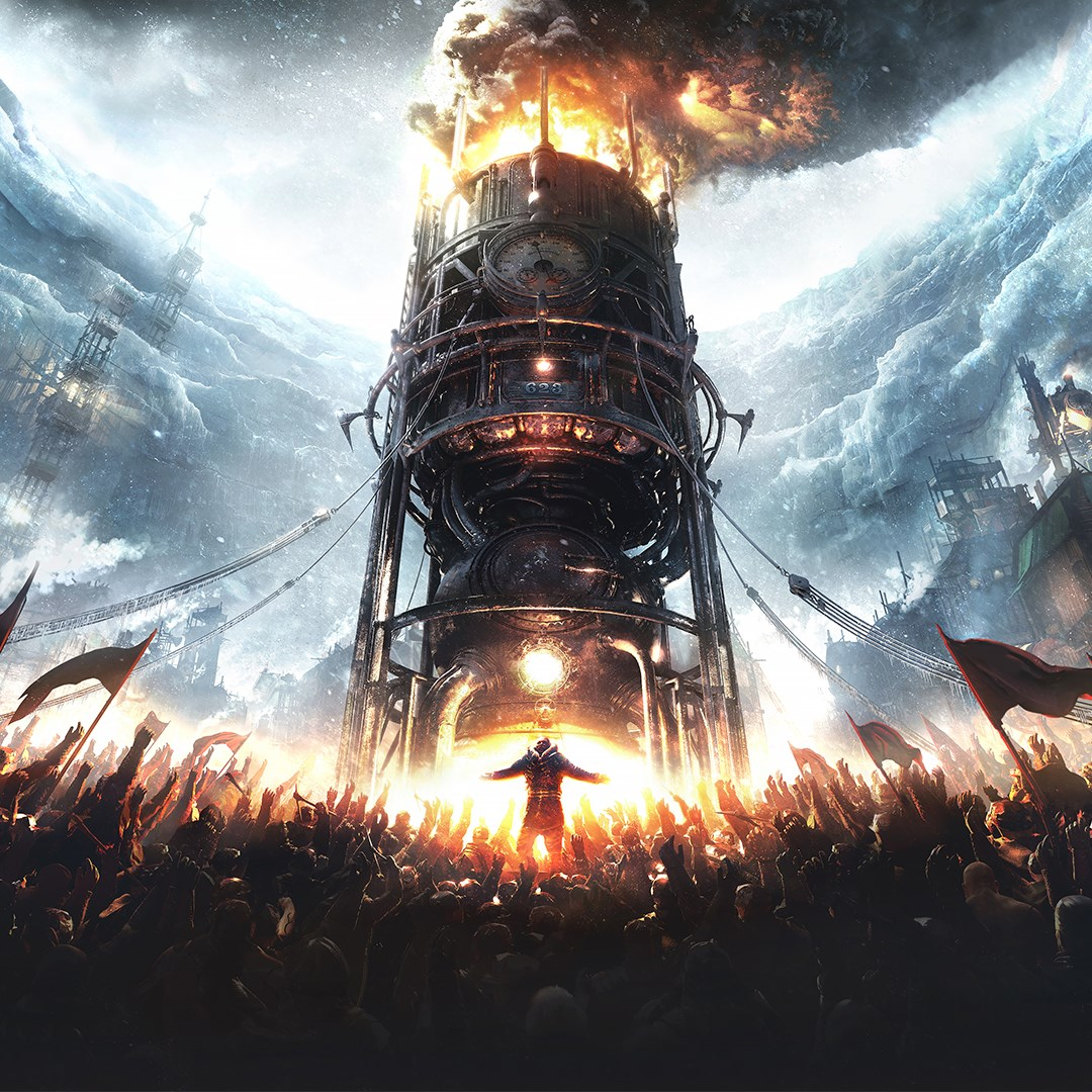 Скриншот №2 к Frostpunk Complete Collection