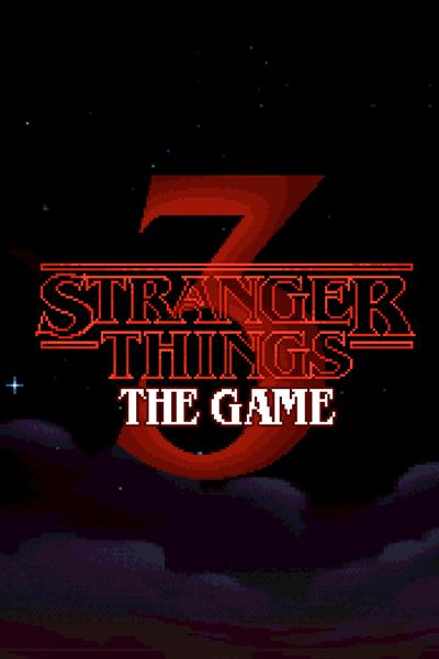 Stranger Things 3: The Game