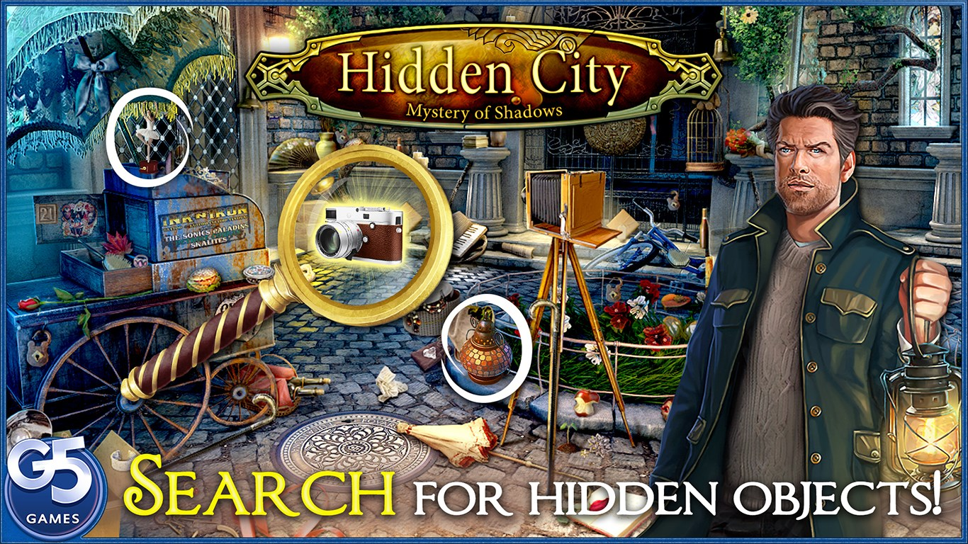 Hidden City®: Mystery of Shadows