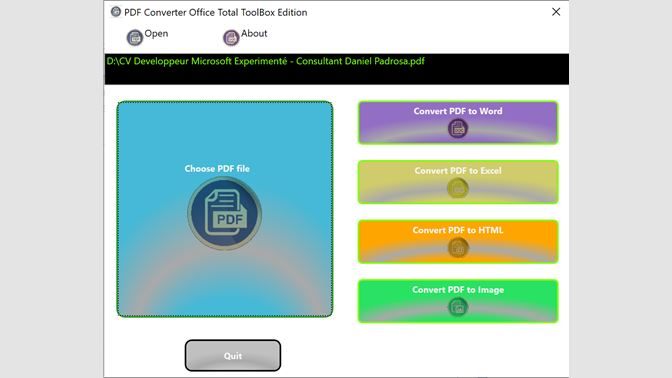 Buy PDF Converter Office Total ToolBox Edition - Microsoft Store