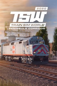Train Sim World®: Peninsula Corridor: San Francisco - San Jose