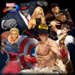 Marvel vs. Capcom: Infinite - World Warriors Costume Pack Xbox One