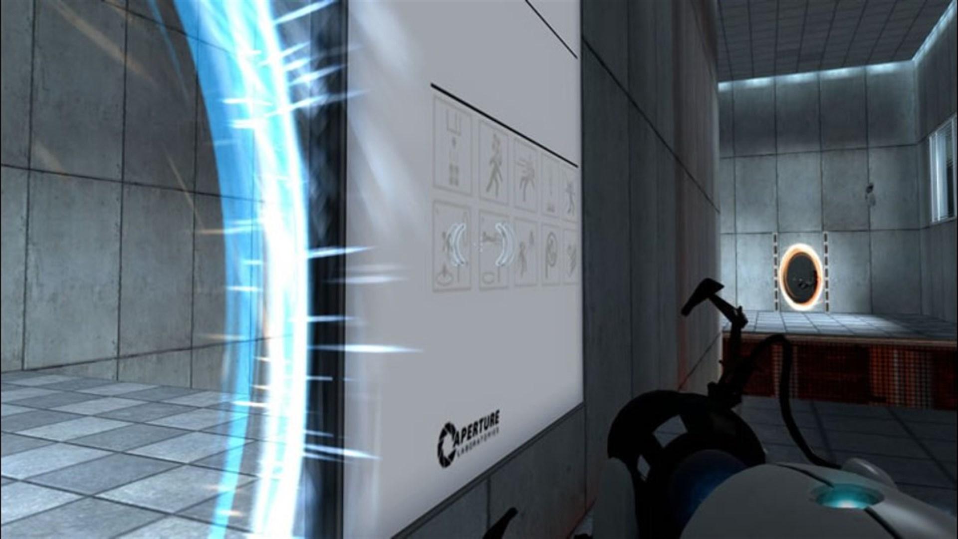 Скриншот №14 к Portal Still Alive