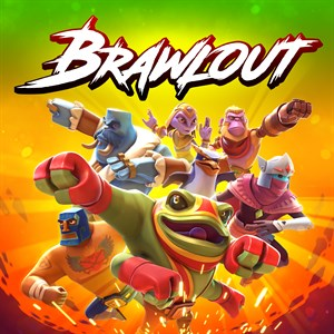 Brawlout Edición Normal Xbox One