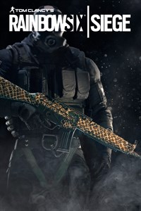 Tom Clancy's Rainbow Six Siege - Apariencia Leopardo