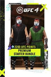 Pack de démarrage Premium - UFC® 4