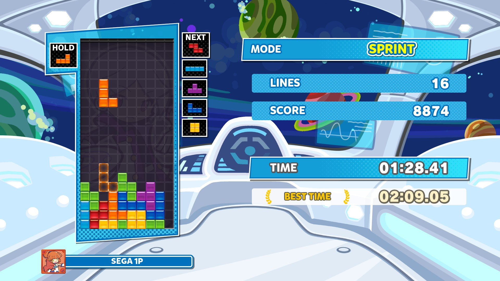 Скриншот №17 к Puyo Puyo™ Tetris® 2