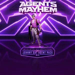 Agents of Mayhem - Johnny Gat Agent Pack Xbox One