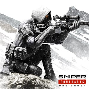 Sniper Ghost Warrior Contracts Pre-Order Xbox One