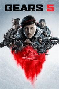 Carátula para el juego Gears 5 de Xbox 360