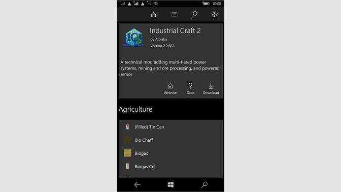 Get Crafting Planner - Microsoft Store
