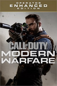 Carátula para el juego Call of Duty: Modern Warfare - Operator Enhanced Edition de Xbox 360