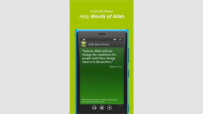Get Daily Quran Verses - Microsoft Store