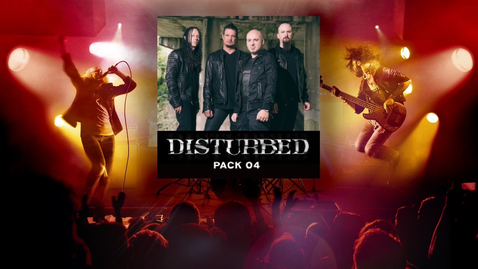 Disturbed Pack 04