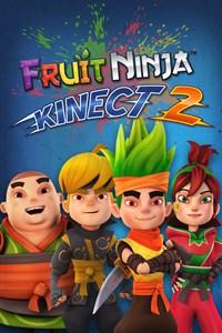 Carátula del juego Fruit Ninja Kinect 2