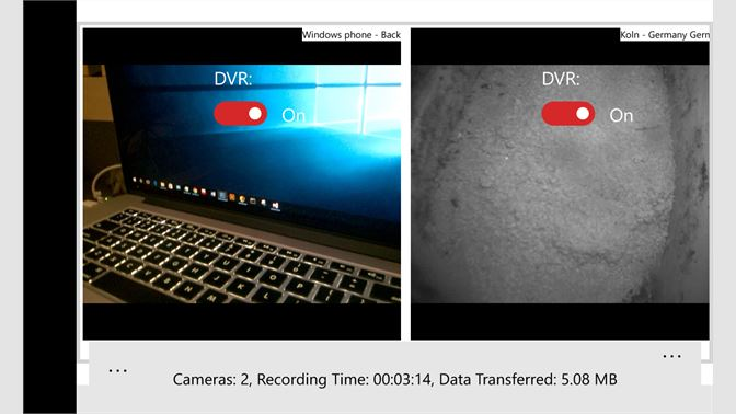 Buy DVR Webcam - Dropbox Edition - Microsoft Store