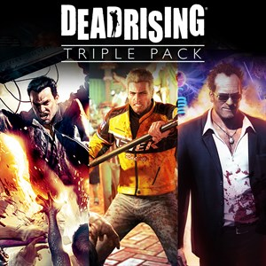 Paquete triple de Dead Rising Xbox One