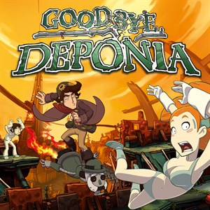 Goodbye Deponia Xbox One