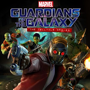 Marvel's Guardians of the Galaxy: The Telltale Series - The Complete Season (Episodes 1-5) Xbox One